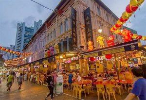 Ẩm thực trung hoa ở singapore
